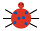 image of the ladybug from activity